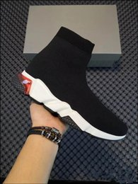 spring exhaust Australia - Fashion designer shoes men women high quality rear exhaust cushion speed coach sports lace-up breathable casual shoes