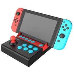 $enCountryForm.capitalKeyWord Australia - iPEGA PG - 9136 Gamepad Trigger Controller Mobile Joystick Gladiator Mini Palm Rocker Street Machine for Nintendo Switch
