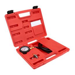 Venta al por mayor de A0017 Probador de presión automático Dispositivo de prueba de presión de retorno Conjunto del medidor de presión Kit de herramientas de prueba Sensor