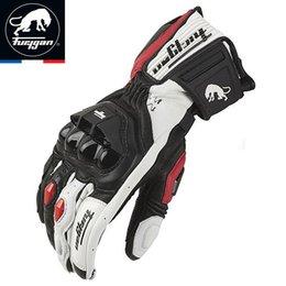 $enCountryForm.capitalKeyWord Australia - Furygan motorcycle gloves Anti-fall Hard shell Riding gloves Genuine leather Motocross Long section