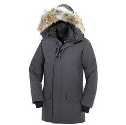 Canadian online shopping - Men s Outdoor Sports Down Jacket European Size Windproof Waterproof Canadian Style Coat Men s Low Temperature Resistant White Goose Down
