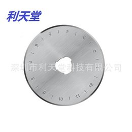 Hob Cutters Australia - Manufacturer customized stainless steel tool steel circular cutting paper cutter paper cutter hob cloth cutter leather small circular blade