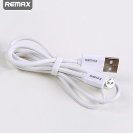 Discount lightning cable retail - 2018 Original Remax Fast speed Charging data Cable Micro USB Cable for 6s Samsung Sony HTC Huawei Nokia Nubia USB Cable