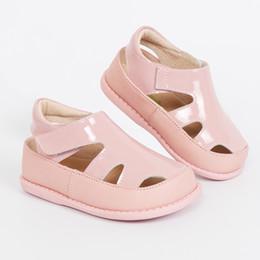 $enCountryForm.capitalKeyWord Australia - Tipsietoes 2018 100% Soft Leather In Summer New Girls Children Beach Shoes Kids Sport Sandals 21034 Free Shipping Sandali Y19061906