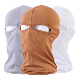 $enCountryForm.capitalKeyWord NZ - Outdoor Full Face Protection Lycra Balaclava hat Headwear Ski Neck Cycling Motorcycle Mask summer bicycle cycling riding hats