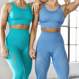 $enCountryForm.capitalKeyWord Australia - Newest Energy Seamless Leggings High Waist Women Fitness Workout Yoga Pants Push Up Hip Super Stretchy Sports Running GYM Tights