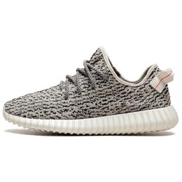 grey oxford shoes women UK - 2019 outdoor shoes V1 Moonrock Pirate Black Oxford Tan Turtle Dove Grey Women Men Running Shoes Sports Kanye West Fashion Casual Sneakers