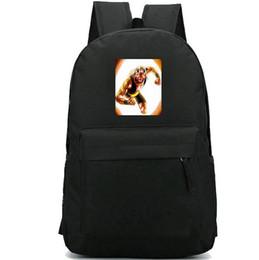 $enCountryForm.capitalKeyWord UK - Eddie Bloomberg backpack Red kid devil school bag Super hero printing daypack Leisure schoolbag Outdoor rucksack Sport day pack