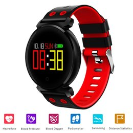 $enCountryForm.capitalKeyWord Australia - NEW K2 Smart Watch for iOS Android Women Men Sport Fitness Tracker IP68 Watches with Heart Rate Blood Pressure Sleep Monitoring
