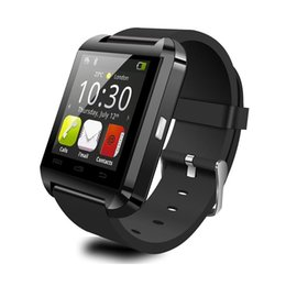 $enCountryForm.capitalKeyWord NZ - U8 Bluetooth Smart Watch for iPhone 6 6S 6 plus 8 x xs Samsung S4 S5 s6 note6 note8 HTC Android Phone Smartphone