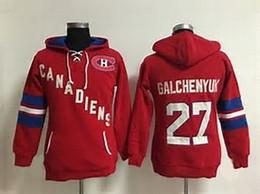 $enCountryForm.capitalKeyWord Australia - Hot Sale Mens Montreal Canadiens 27 Alex Galchenyuk Best Quality Cheap Full Embroidery Logos Ice Hockey Hoodies Accept Mix Order Size S-3XL