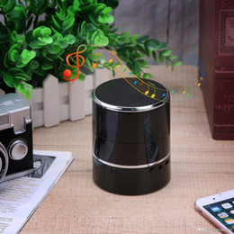 Pinhole security camera night vision online shopping - Wireless WIFI Network bluetooth Speaker camera K Ultra HD IR night vision Music Player camera home security DVR
