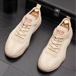 Popular Casual Shoes For Men Australia - NEW Fashion Men's Popular Casual Shoes Comfortable Lightweight Breathable Dress Business Party Shoes For Male High Quality Men loafers P80