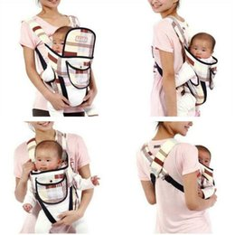 baby backpack front Australia - Pudcoco Baby Carrier Toddler Backpack Infant Holder Newborn Front Carrier Kangaroo Ergo Carriers