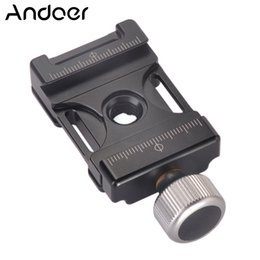 $enCountryForm.capitalKeyWord UK - quick release clamp plate Andoer 38mm Aluminum Screw Knob Mini Quick Release Clamp Compatible with Arca Swiss for 38mm QR Plate