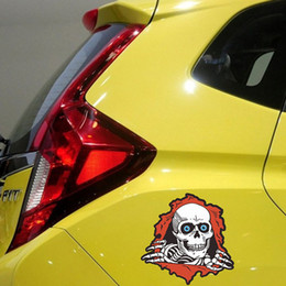 Skull Stickers Australia | New Featured Skull Stickers at