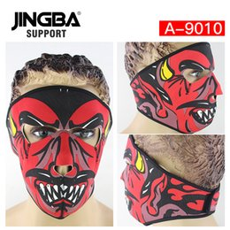 $enCountryForm.capitalKeyWord NZ - JINGBA SUPPORT Full Face Facemask Halloween Skull Cool Mask Outdoor Sport Windproof Ski bike Mask Dropshipping wholesale
