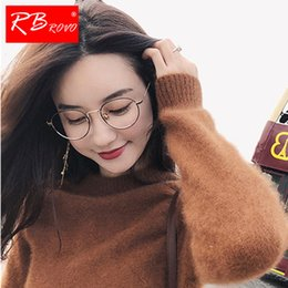 $enCountryForm.capitalKeyWord NZ - RBROVO 2019 Oval Metal Sunglasses Women Brand Designer Mirror Glasses Alloy Party Shopping Oculos De Sol Feminino UV400