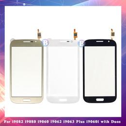 $enCountryForm.capitalKeyWord UK - 50Pcs For Samsung Galaxy Grand i9082 i9080 Neo i9060 i9062 i9063 Plus i9060i Touch Screen Digitizer Sensor Glass Lens Panel