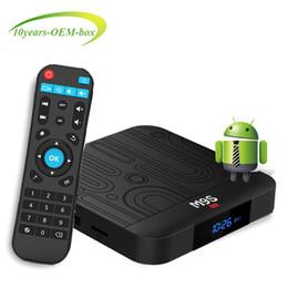 $enCountryForm.capitalKeyWord Australia - 2019 Hot Original M9S W1 2GB 16GB Android 7.1 TV Box Amlogic S905W Support IPTV HDMI Streaming Media Player Better H96 Mini Plus X96 TX3