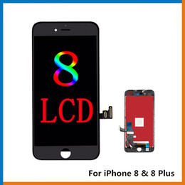 Iphone Screen Best Australia - High Brightness Grade A+++ (Tianma LCD) For iPhone 8 & 8 Plus Display Touch Screen Digitizer Assembly Replacement, The Best Copy Quality