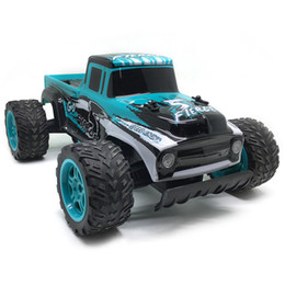 4x4 toys NZ - Electric 1 14 Scale 2.4G Remote Control Speed Racing Truck RTF Carros De Controle Remoto 4x4 Kids Toys Rc Crawler