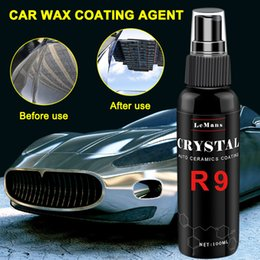 Paint coating for car online shopping - 1 Car Coating Agent ml Paint Care Durable Anti scratch for Vehicle Glass XR657