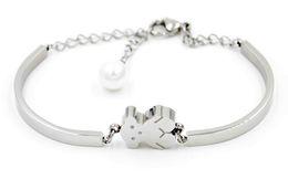 Steel Spring Bangles Australia - New Fashion stainless steel bangle best designer bracelet brand bracelets Jewelry Gift for men and women bangles B7-8