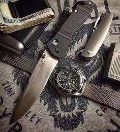 $enCountryForm.capitalKeyWord Australia - Bench-Made 71-0 Nakamura AXIS Folding Knife GB-D2 Satin Plain Blade G10 Handles Survival Camping Knives BM31 BM42 BM51 BM62 Knifes EDC Tools