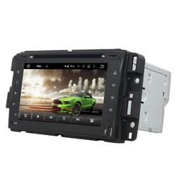 "Player Rds Australia - Full touch 7"" Android 8.0 Car DVD Player for GMC Yukon Tahoe 2007 2008 2009 2010 2011 2012 RDS Radio GPS 4GB RAM 32GB ROM Bluetooth WIFI"