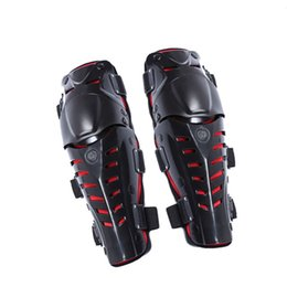 bicycle off road UK - 2pcs Cycling Moto Racing Off-Road Bicycle ATV Knee & Elbow Pads Protective Equipment PE Hard Protector Waterproof Sports Safety