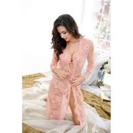 $enCountryForm.capitalKeyWord NZ - XXL summer sexy Lingerie dress pajamas temptation suit tulle transparent nightdress female adult perspective sexy underwear