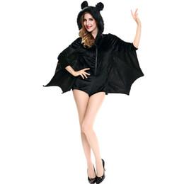 $enCountryForm.capitalKeyWord Australia - Plus-size adult Halloween sexy female batman costume cosplay role-playing game uniform