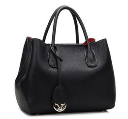 $enCountryForm.capitalKeyWord Australia - TOP Women Wholesale Real Leather Designer Women Handbag Free Shipping Hobos Big Size Toes Fashion Female Genuine Leather