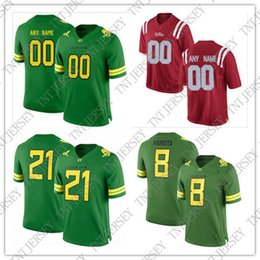 2c11a51bbb3f Cheap custom Oregon Ducks NCAA Jersey Stitched Customized Any name number Jersey  MEN WOMEN YOUTH XS-5XL