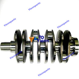 $enCountryForm.capitalKeyWord Australia - New 4D55 crankshaft for Mitsubishi diesel engine 4D55 crank shaft rebuild spare parts with good quality