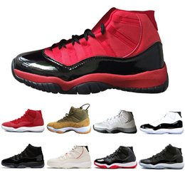 99168995d70e High Quality 11 Mens 11s Basketball Shoes Concord 45 Platinum Tint Space  Jam Gym Red Win Like 96 Designer Sneakers Men Sport Shoes
