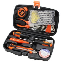 kit repair tool box 2020 - 22 Professional Repair Tool Set Automatic Screwdriver Mechanics Tool Kit with Blow Molded Box cheap kit repair tool box