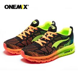 Rhythm shoes online shopping - Onemix men s sport running shoes music rhythm men s sneakers breathable mesh outdoor athletic shoe light male shoe size EU