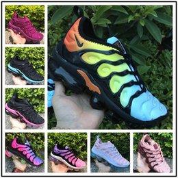 $enCountryForm.capitalKeyWord Australia - [With sport watch]TN Plus Women's Running Shoes Royal Smokey Mauve String Colorways Olive Metal Designer Triple White Black Trainer Sneakers