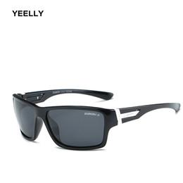 $enCountryForm.capitalKeyWord Australia - Hot Versatile Polarized Sunglasses Sports models Eyewear HD Riding Glasses Wholesale Bar Spectacles Men Driving eyeglasses Beach Goggle D20H