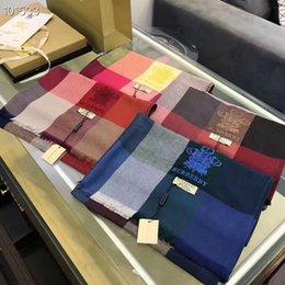 Scarfs Cotton Australia - High quality Brand Long Scarf size 190x70cm Women 2019 autumn Scarf Warm cotton Scarves Plaid Shawls