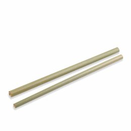 Wholesale Bamboo straw Reusable Durable Drinking Straw Eco Friendly Handcrafted Natural Wood Straws for party wedding bar drinking tools