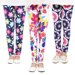 kids leggings pants Canada - 8 Style Kids INS PP Pants Baby Toddlers New Boys Girls Fox Animal Dinosaur Geometric Figure Flamingo Penguin Trousers Leggings BY0293