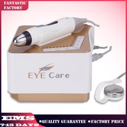 face massage lift machine Australia - 2019 new arrival eye Dark Circle removal RF face lifting Beauty home use machine anti-wrinkle massage skin whitening Rejuvenation Equipment