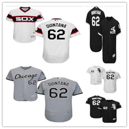 0839535a1 2018 Chicago White Sox Jerseys  62 Jose Quintana Jerseys men WOMEN YOUTH Men s  Baseball Jersey Majestic Stitched Professional sportswear