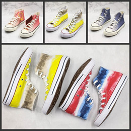$enCountryForm.capitalKeyWord Australia - Couples Canvas Shoe Brand New High Top Women sports Classic Casual Sneakers Fashion Street Designer Luxury Shoes Mens Womens With Box