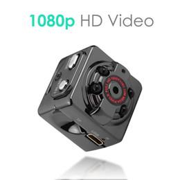 SQ8 Mini git pro Kamera HD 1080 P Kaydedici HD DV Hareket Sensörü Gece Görüş Mikro Kamera Spor DV Kablosuz Kamera Kaydedici