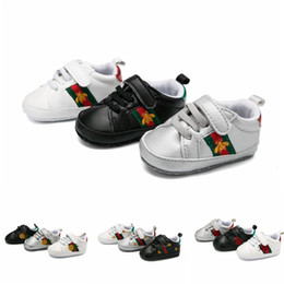 BaBy Boys jogging online shopping - New Fashion Spring Newborn Baby Girls Soft Bottom Flat Shoes Children Kids First Walkers Boys Sneakers Infant Toddler Shoes Jogging Shoes
