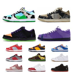 panda canvas shoes NZ - men women runing shoes Kentucky Green Lobster Panda Pigeon Night of Mischief Valentine Safari Syracuse Parra casual sports sneakers